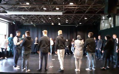 English Theatre Workshop Class 10E